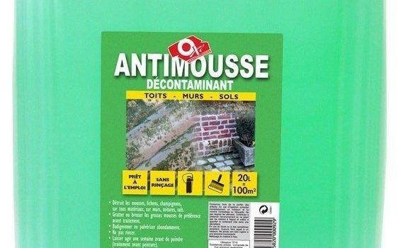 Comment choisir un anti-mousse pour toiture